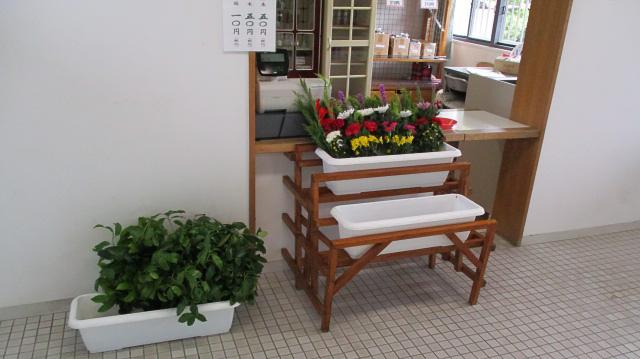 供花販売所3